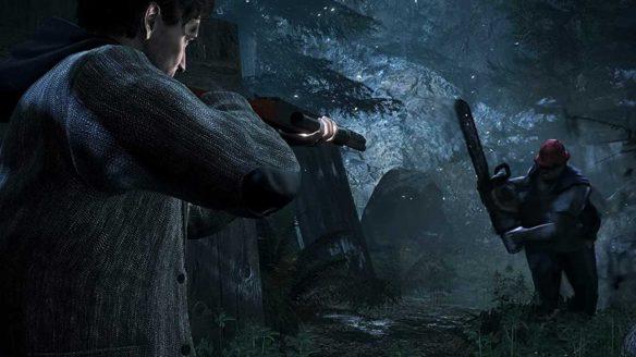 Alan Wake Remastered - zrzut ekranu