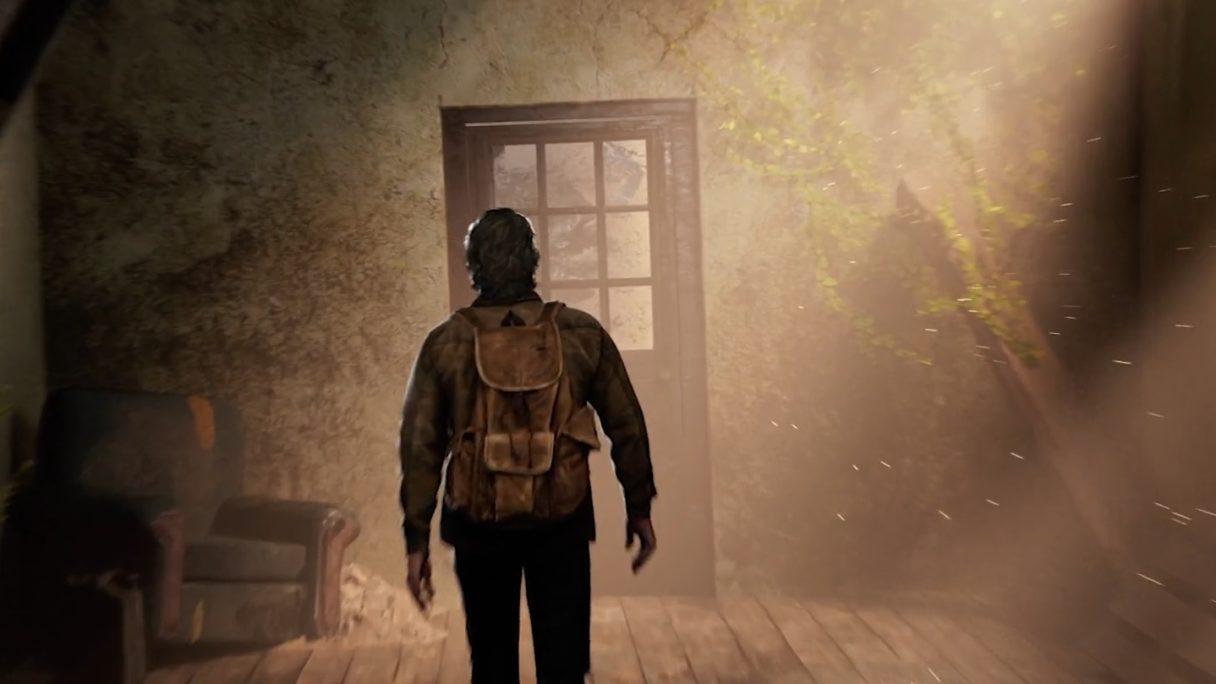 animacja The Last of Us