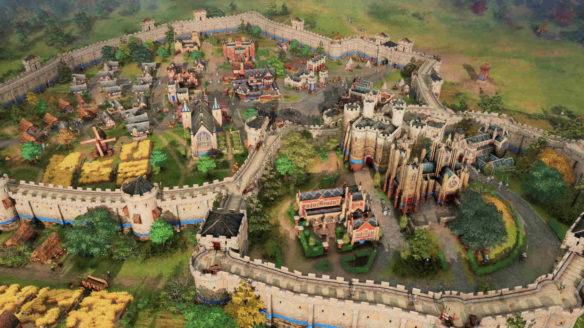 Średniowieczne miasto.
