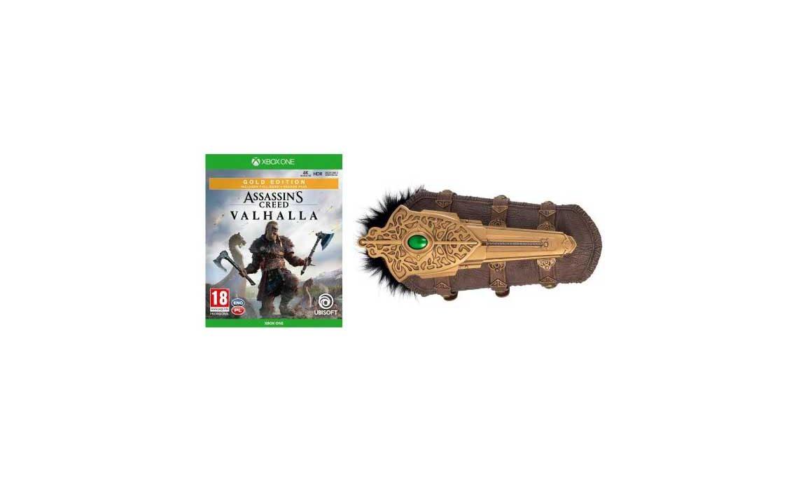 Assassin's Creed Valhalla Złota Edycja + Ukryte Ostrze Eivora