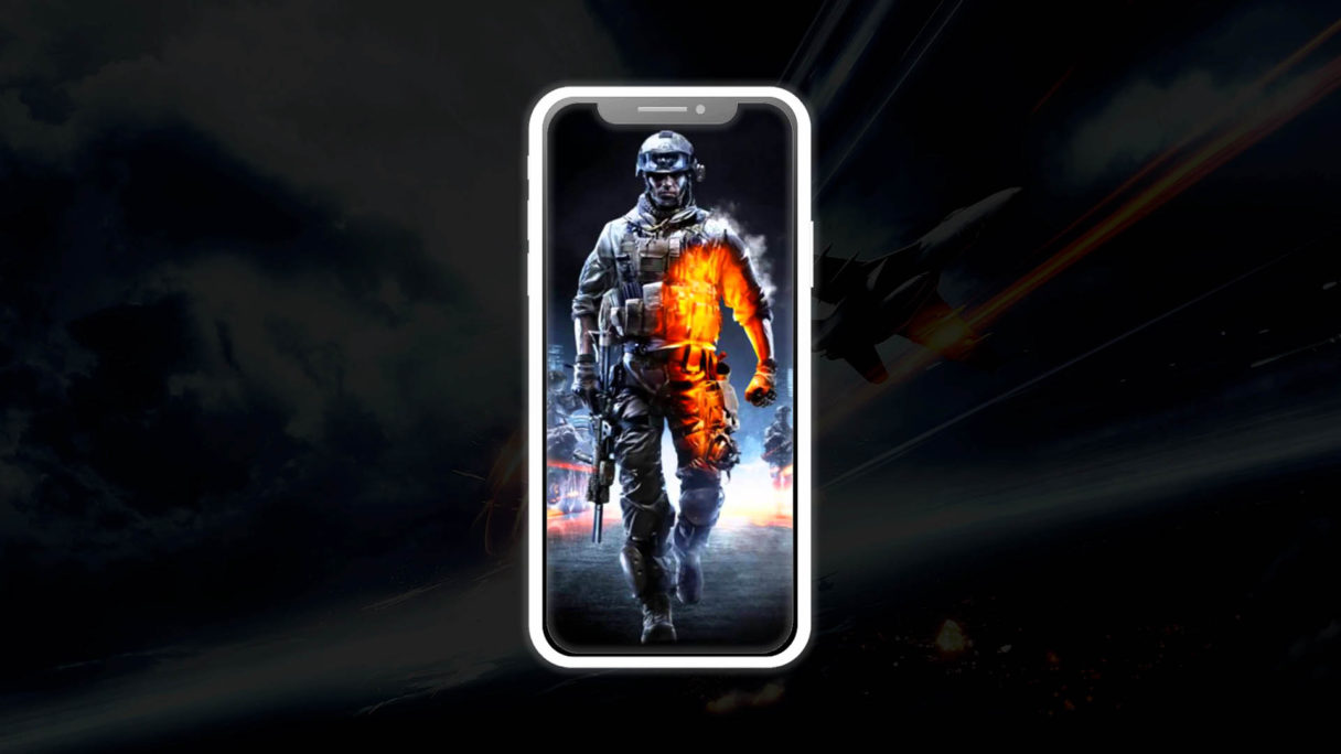 Battlefield Mobile - nieoficjalna grafika