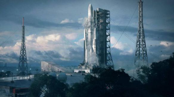 Battlefiled 2042 - start rakiety - PG