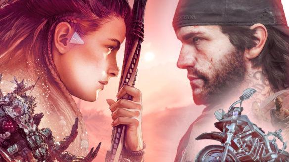 Horizon Forbidden West vs Days Gone 2