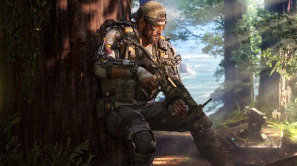 Call of Duty Black Ops III - zrzut ekranu