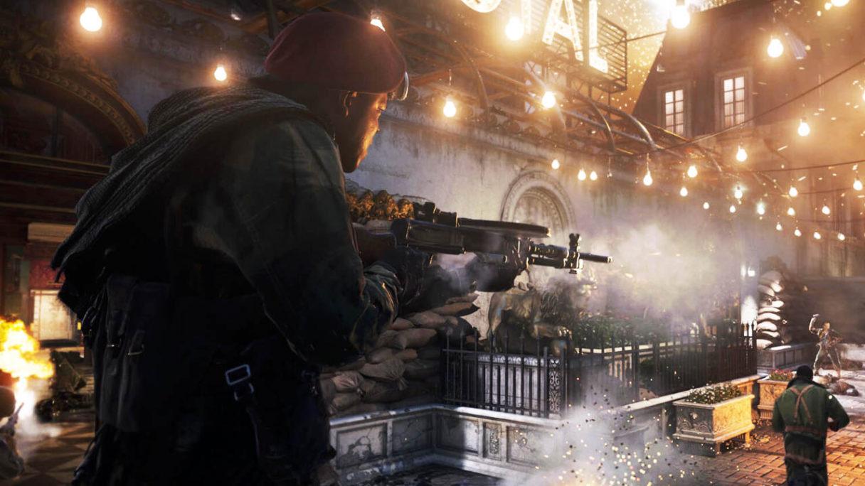 Call of Duty Vanguard - zrzut ekranu