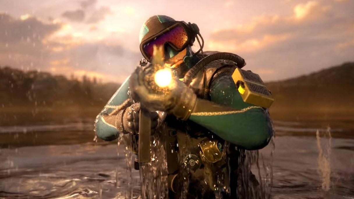 CS GO aktualizacja 9 21 2021 - nurek strzela z karabinu - PG