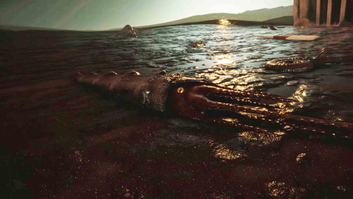 Dagon - kałamarnica