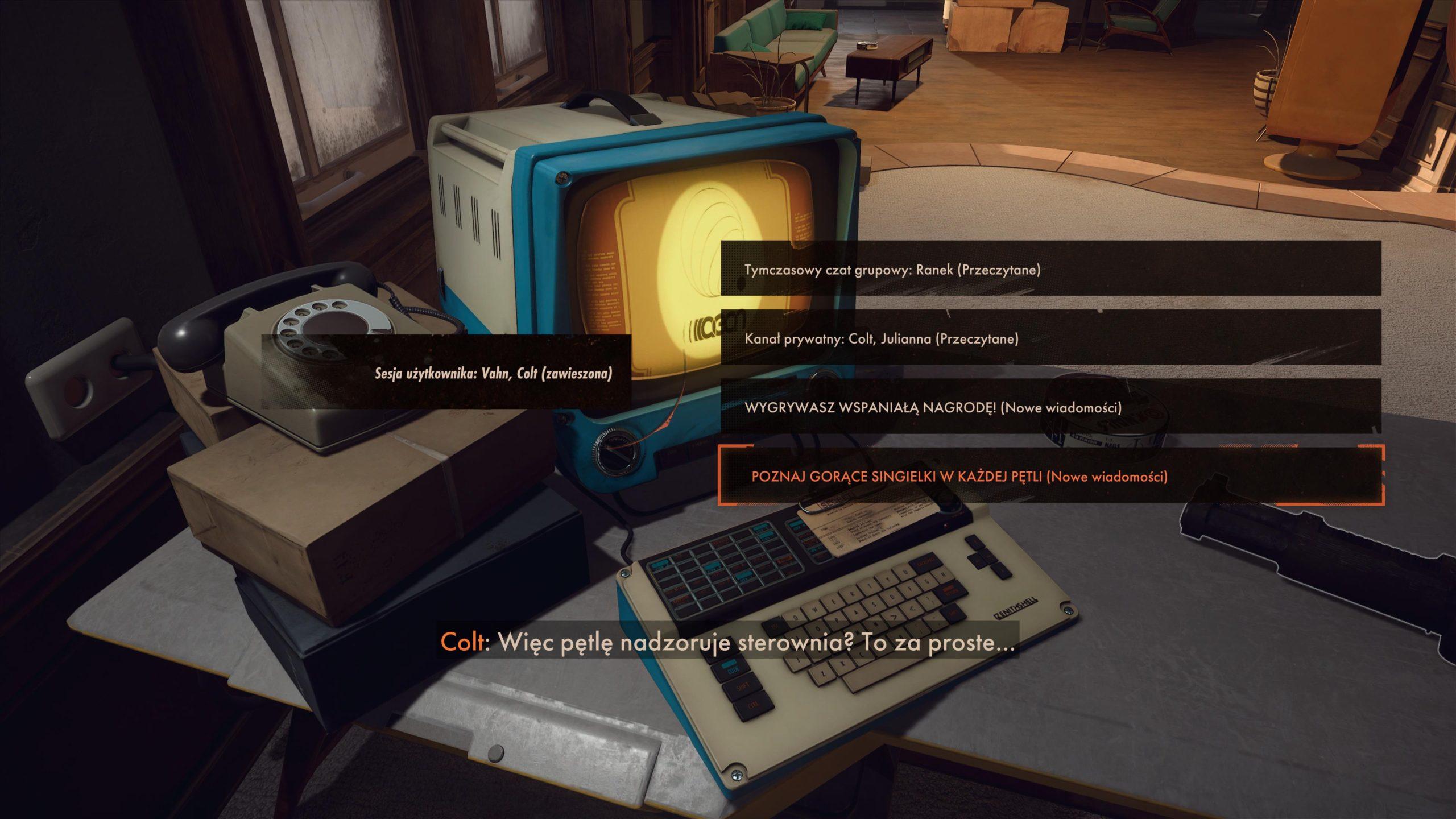 Deathloop - zrzut ekranu 4
