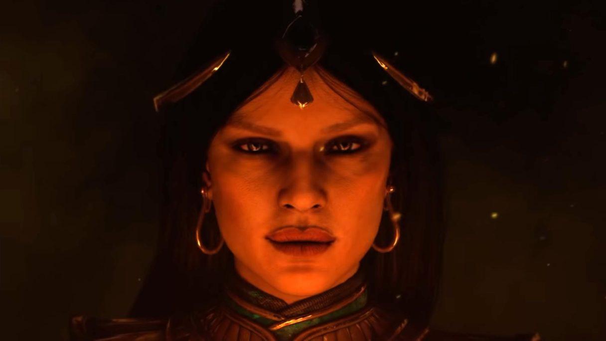 Diablo 2 Resurrected - czarodziejka