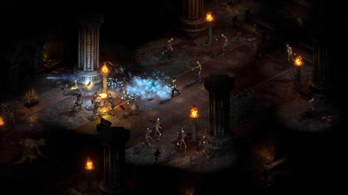 Diablo 2 Resurrected - Amazonka