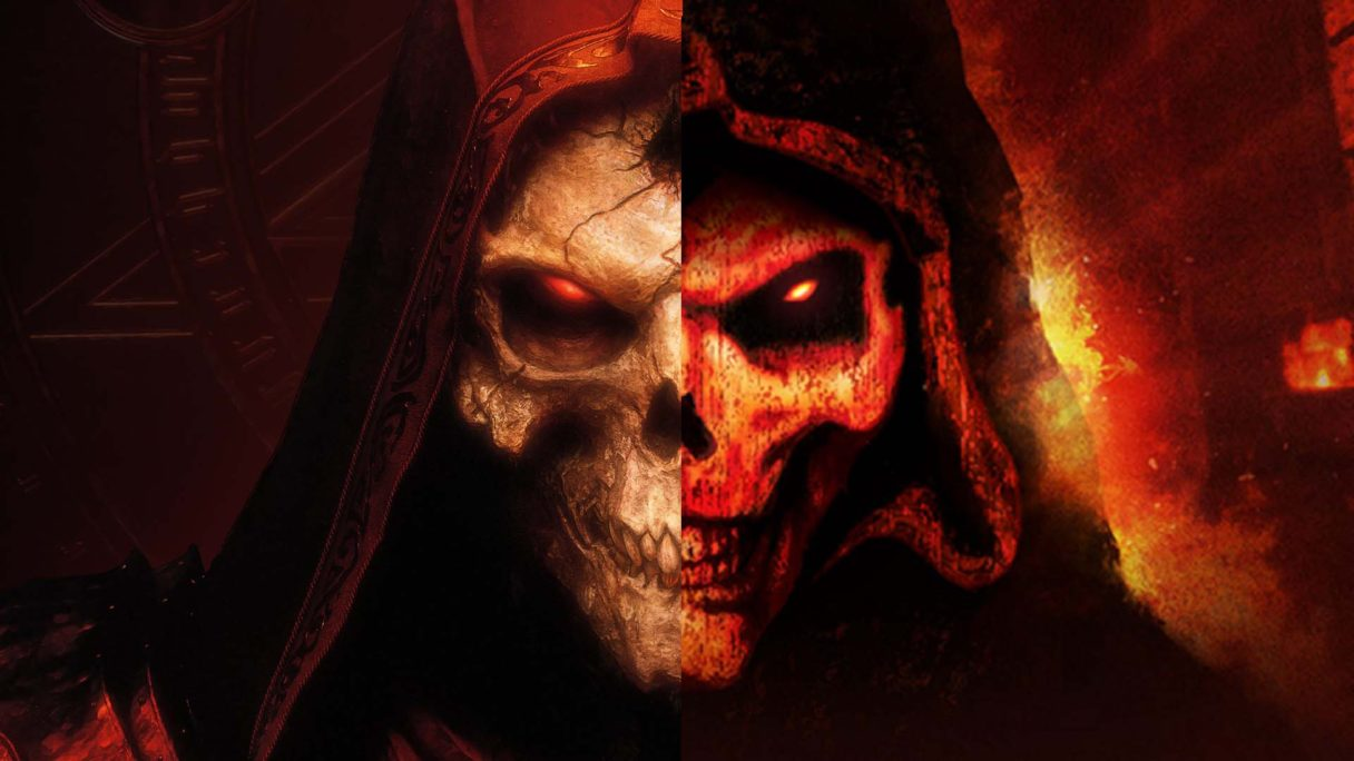 Diablo II Resurrected i Diablo II