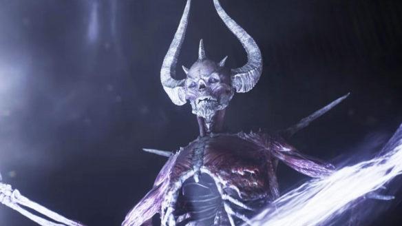 Diablo II Resurrected - demon