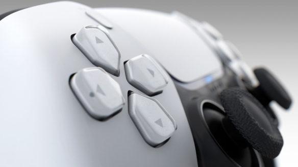 Kontroler DualSense od PS5