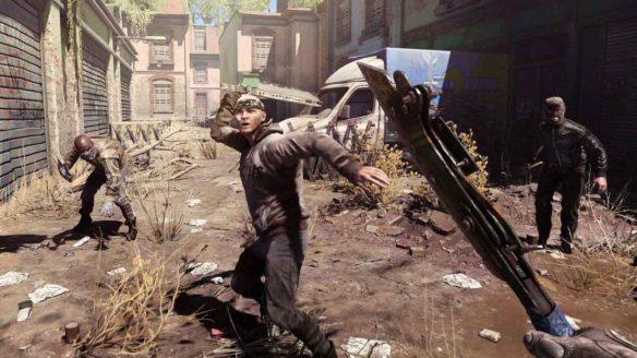 Dying Light 2 - zrzut ekranu
