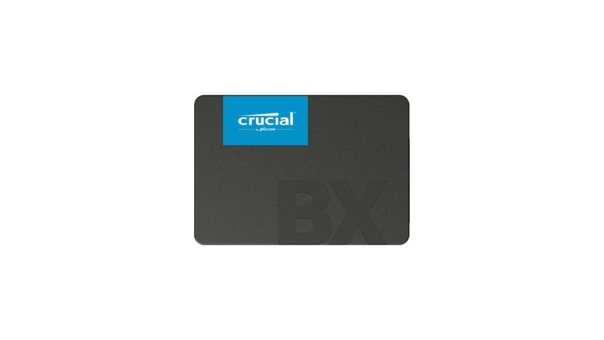 Dysk CRUCIAL BX500 480 GB SSD