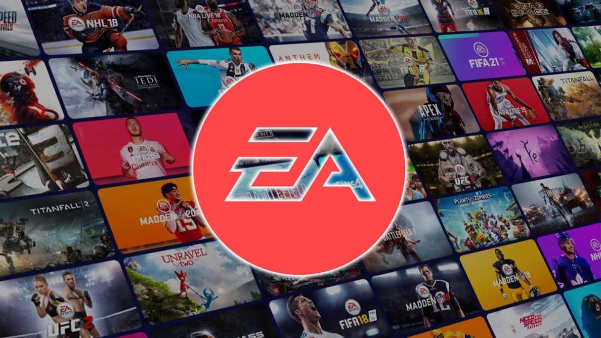 EA Play - logo