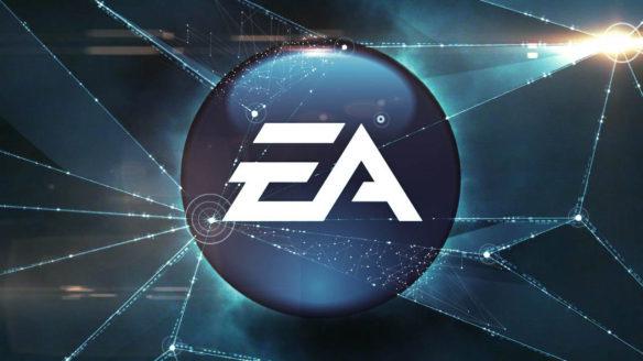 Electronic Arts EA - logo