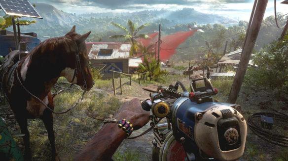 Far Cry 6 broń