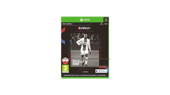 FIFA 21 - Edycja NXT LVL Xbox Series X