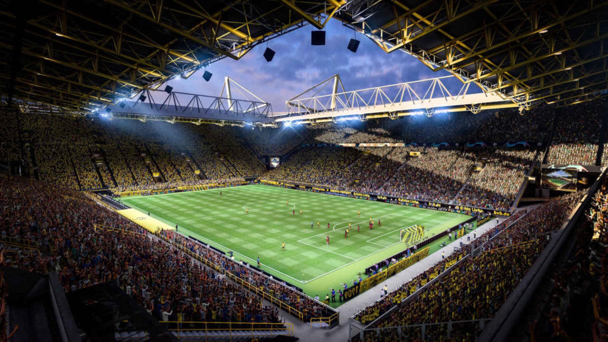 FIFA 22 - boisko - PG