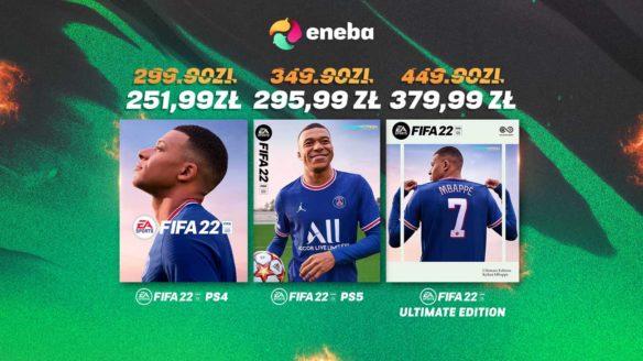 FIFA 22 na PlayStation najtaniej