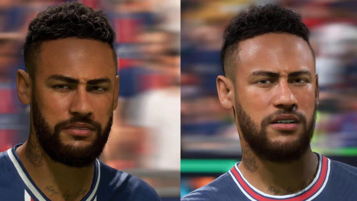 FIFA 22 - porównanie z FIFA 21