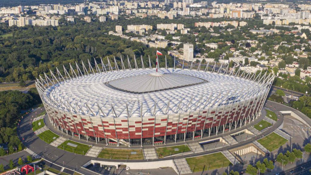 FIFA 22 - Stadion Narodowy Warszawa - PG