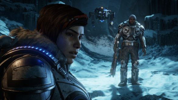 gears 5 Dolby Vision