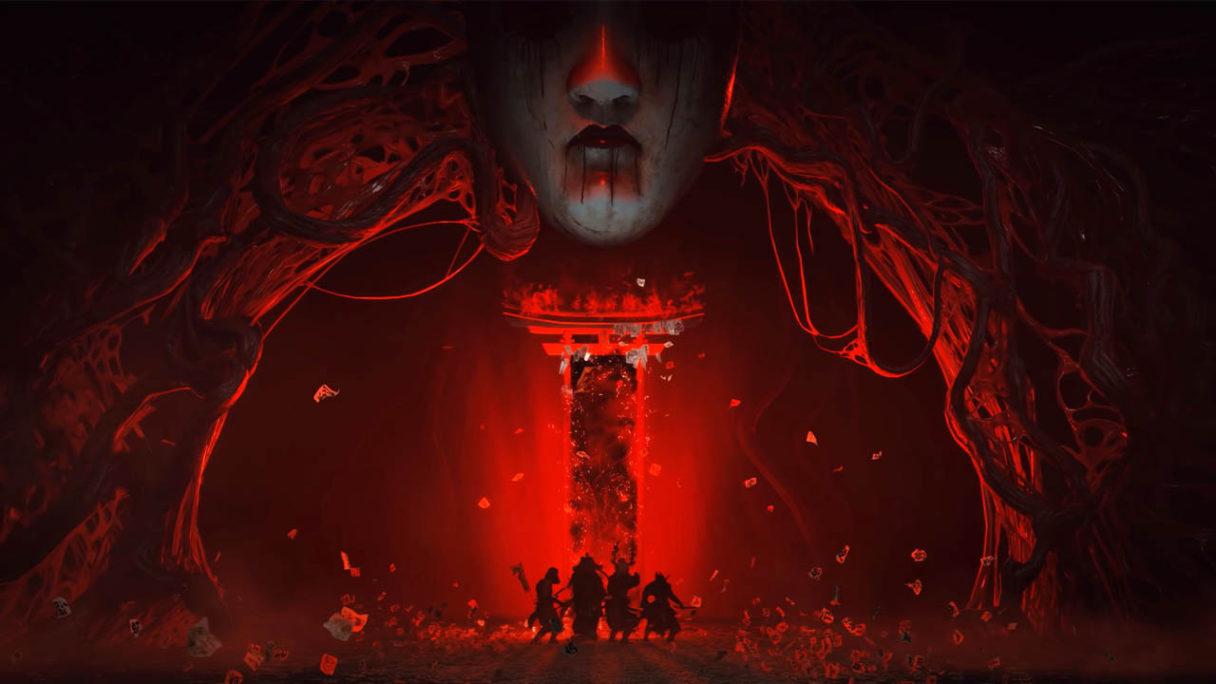 Ghost of Tsushima Legends - grafika