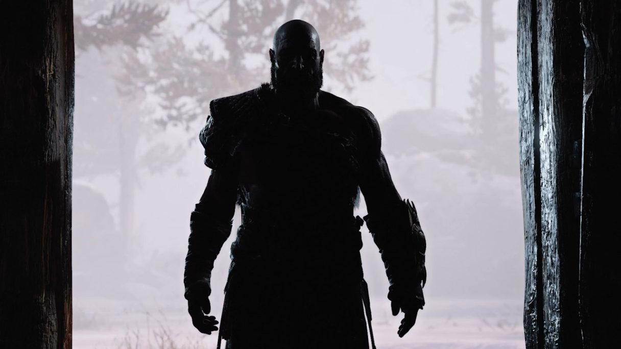 God of War - Kratos w cieniu