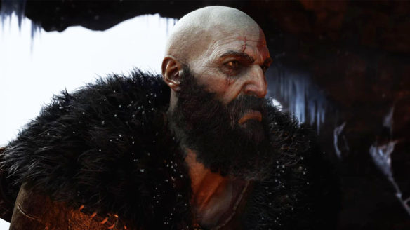 God of War Ragnarok - Kratos