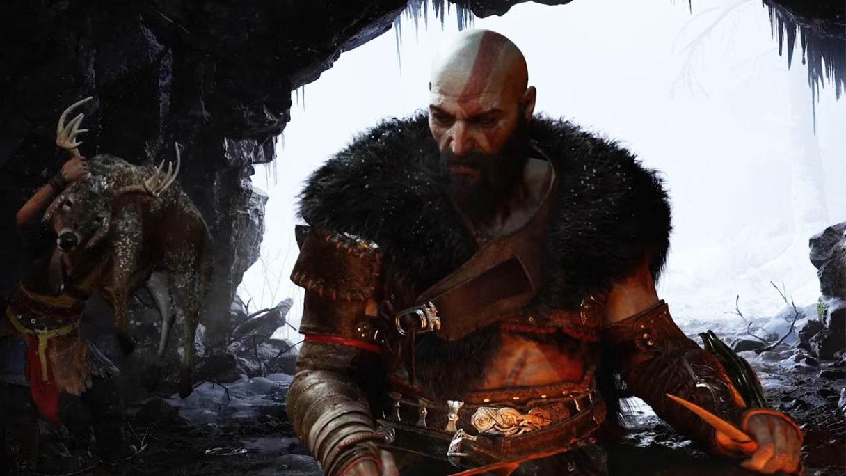 God of War Ragnarok - grafika