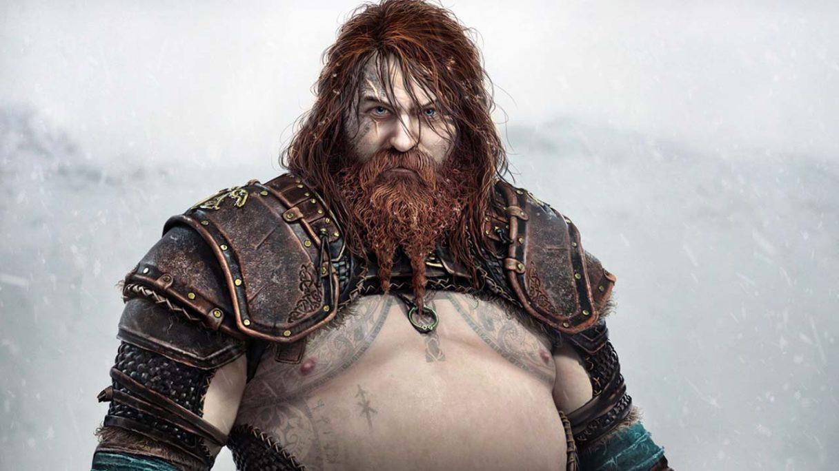 God of War Ragnarok - Thor