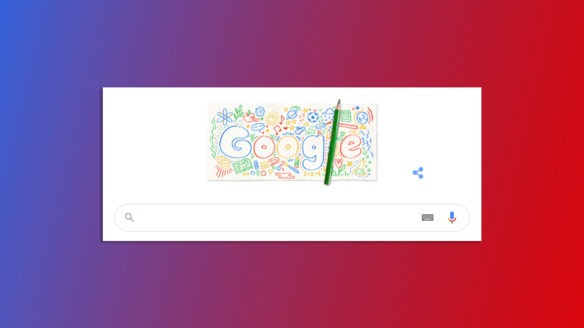Google Doodle - 1 września