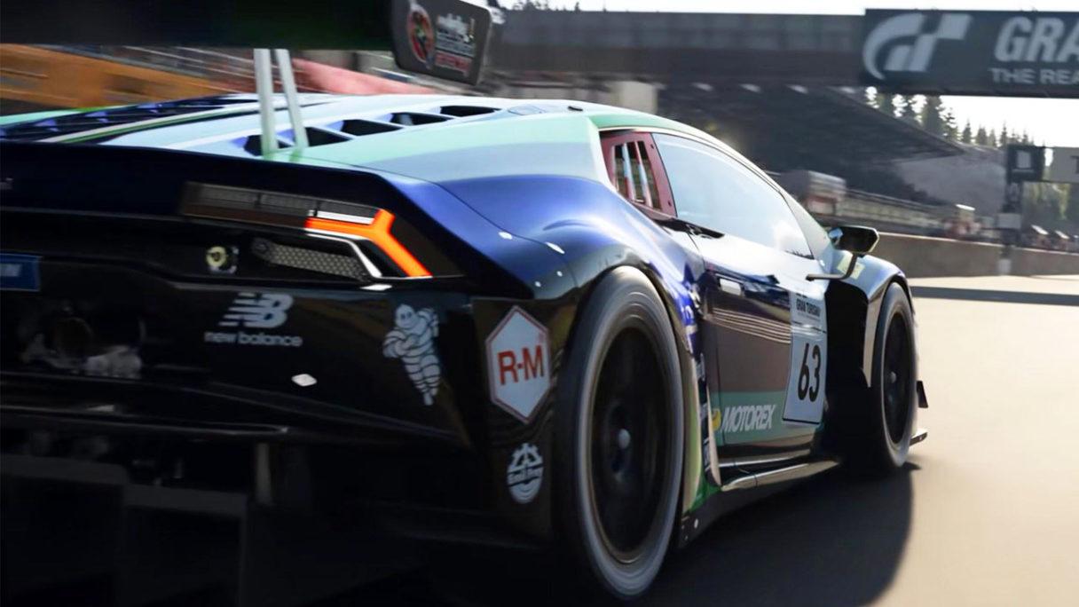 Gran Turismo 7 - zrzut ekranu