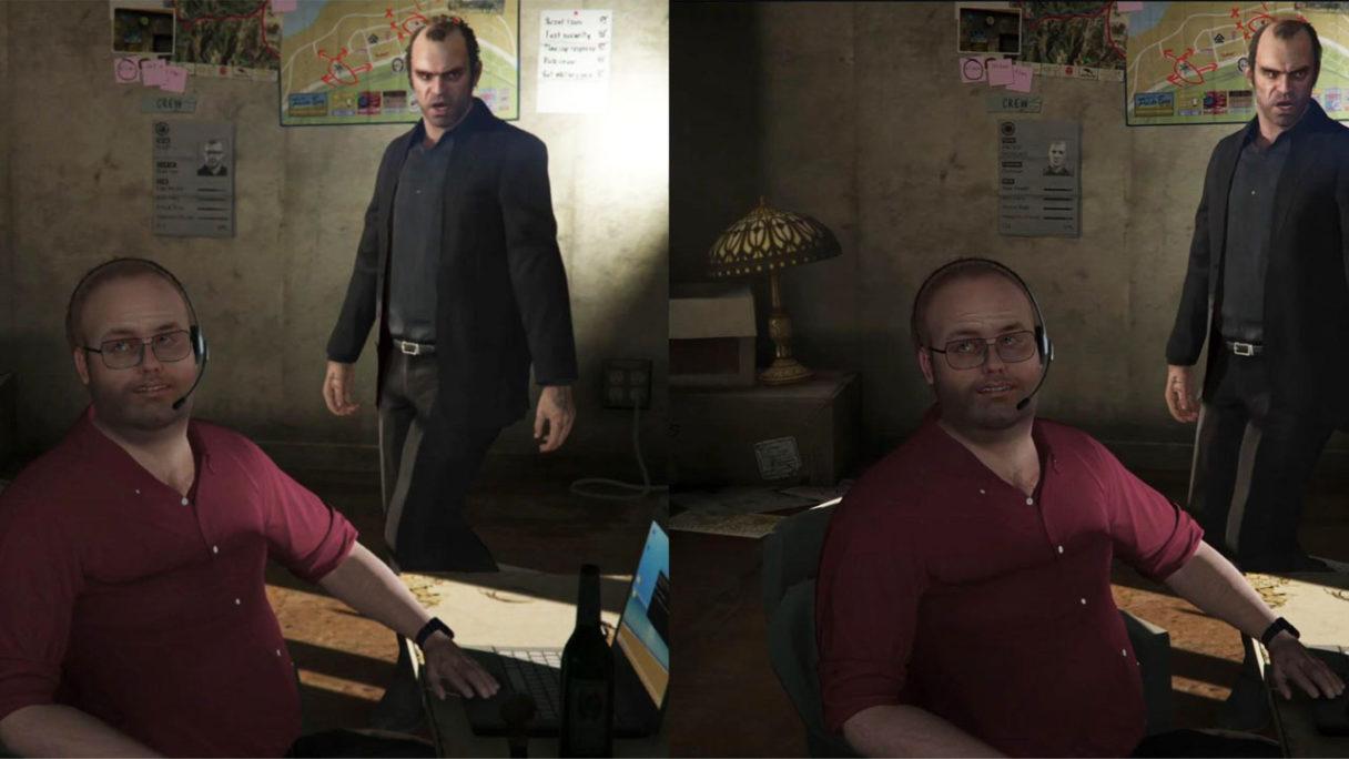 GTA V - porównanie z PS4 Pro i PS5