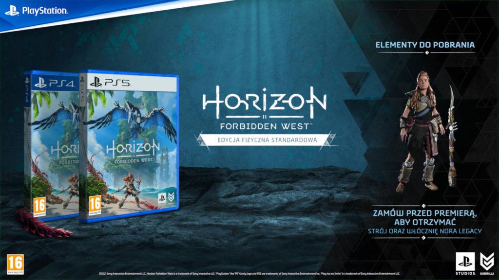 Horizon Forbidden West - Edycja Fizyczna Standardowa - PG