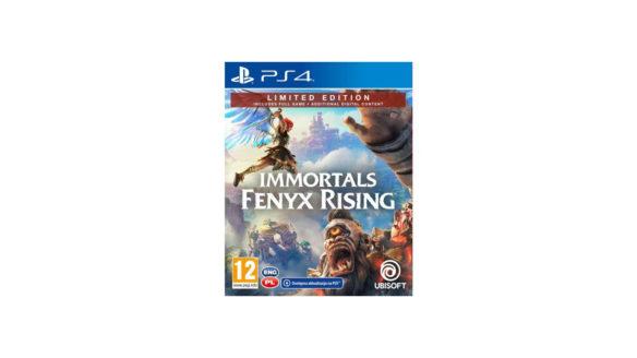 Immortals Fenyx Rising - Edycja Limitowana PS4