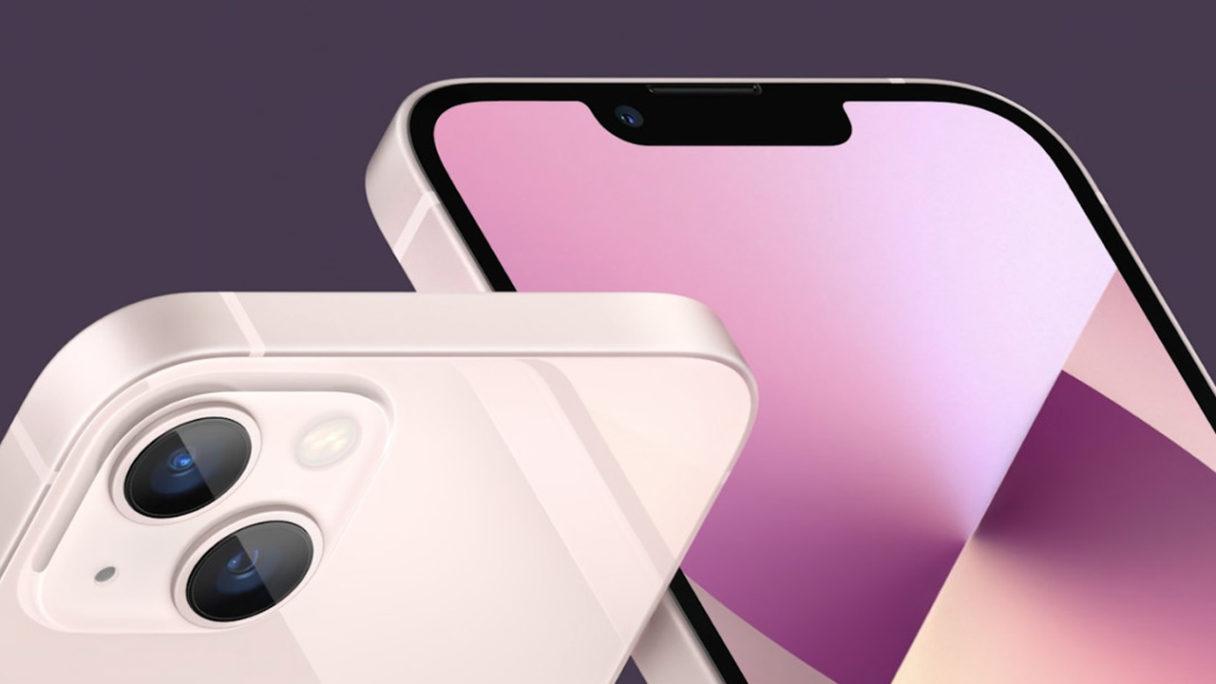 iPhone 13 - zdjęcie smartfona