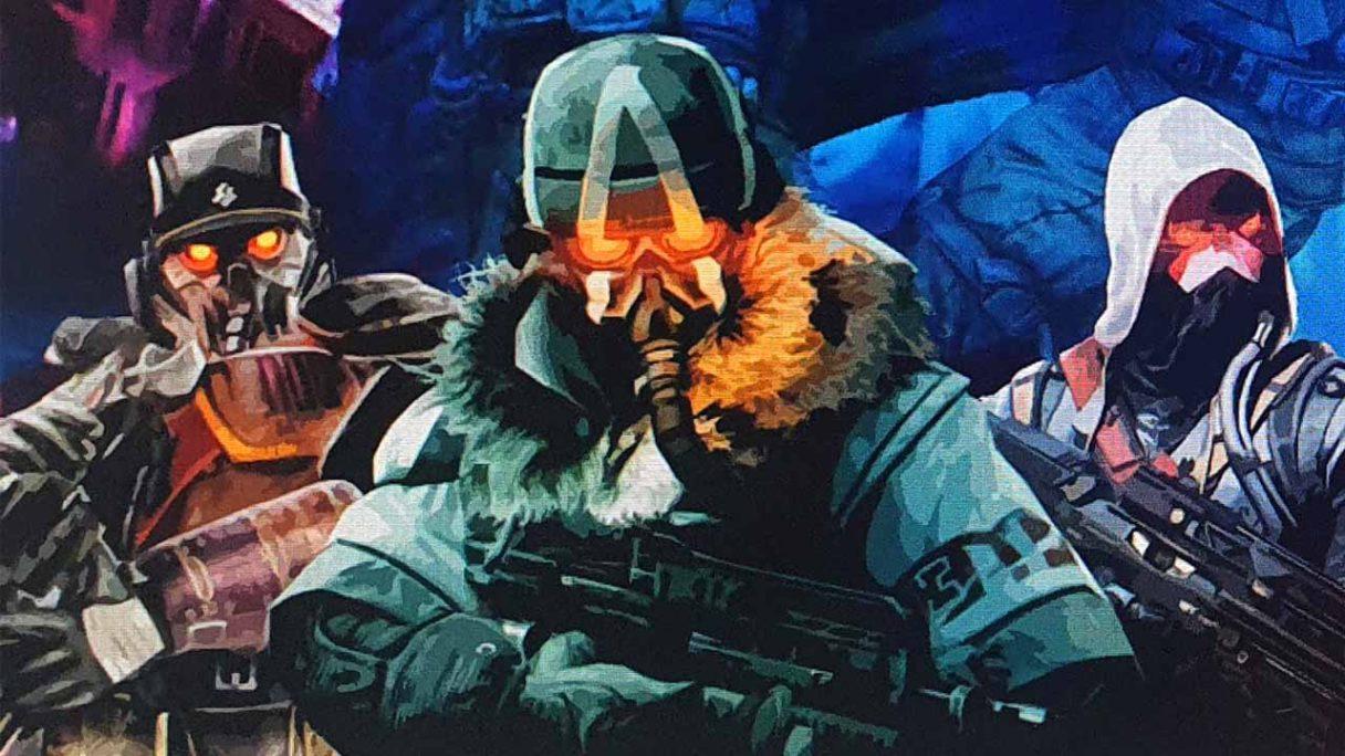 Killzone - grafika