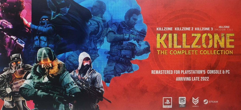 Killzone The Complete Collection