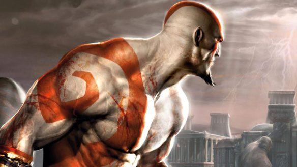 Kratos z God of War