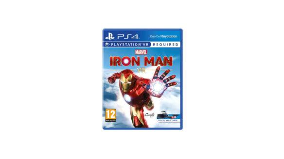 marvel's iron man ps4