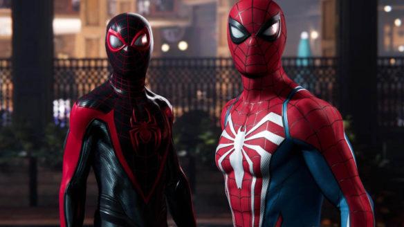 Marvel's Spider-Man 2 - zrzut ekranu