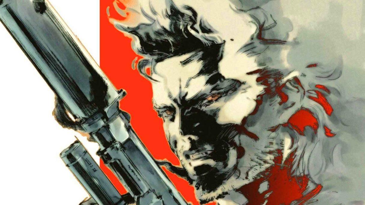 Metal Gear Solid 2 - grafika