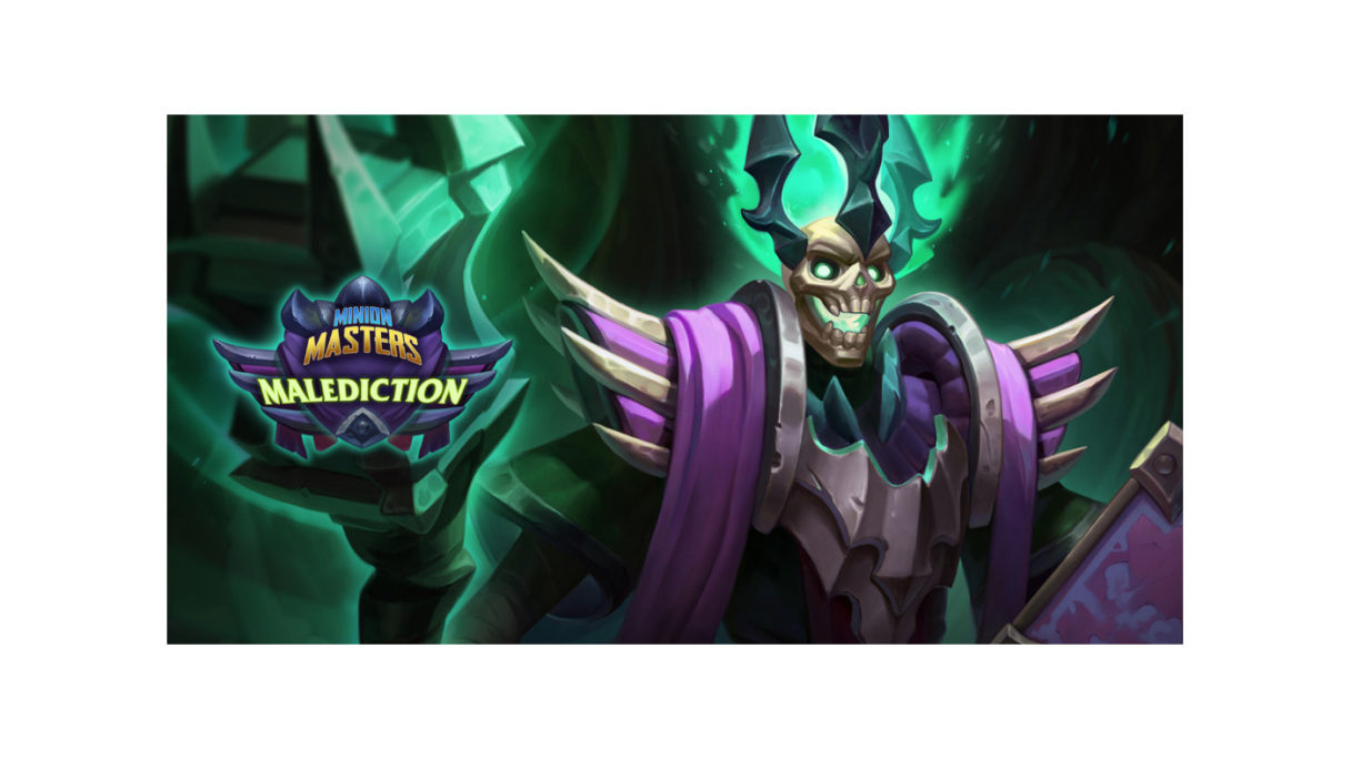 Minion Masters Mordar's Malediction