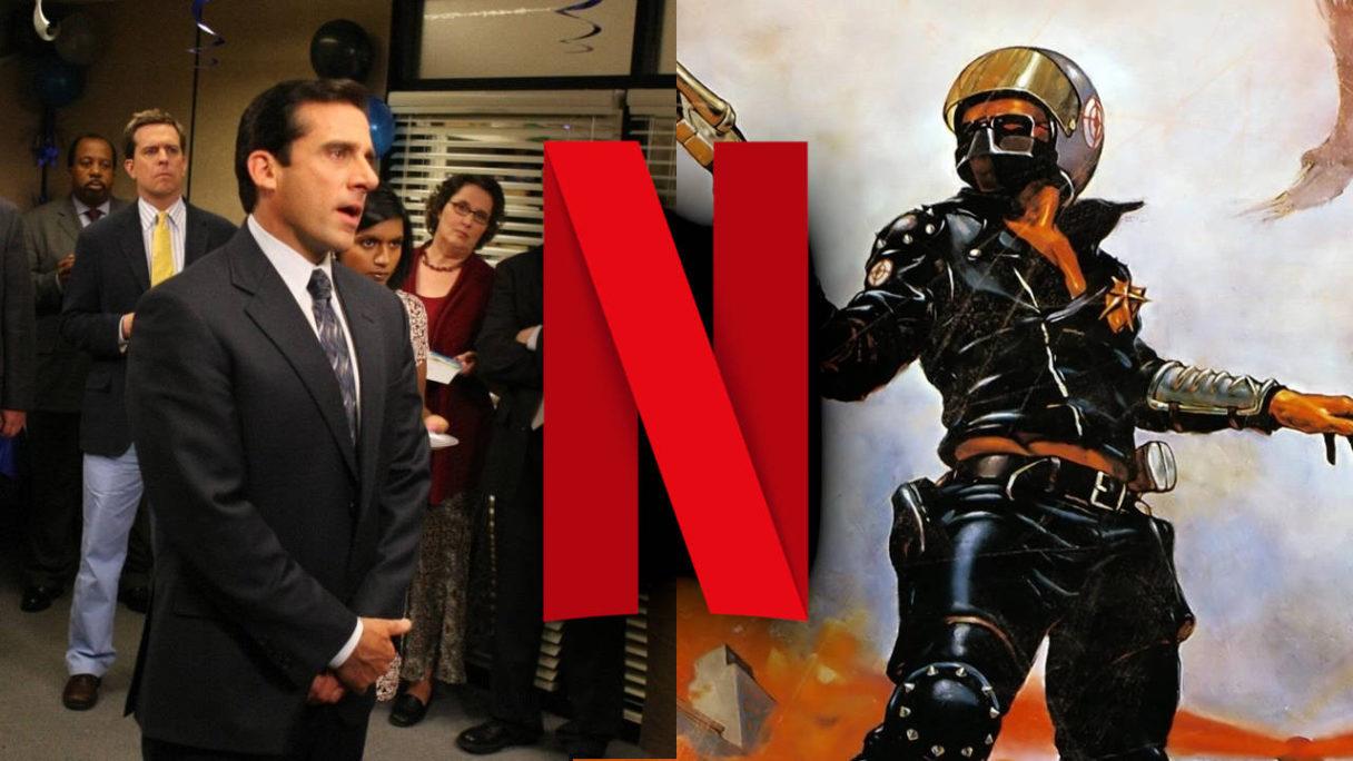 Nowości Netflix październik 2021 - The Office i Mad Max