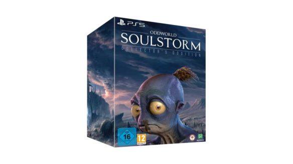 Oddworld Soulstorm Edycja Kolekcjonerska