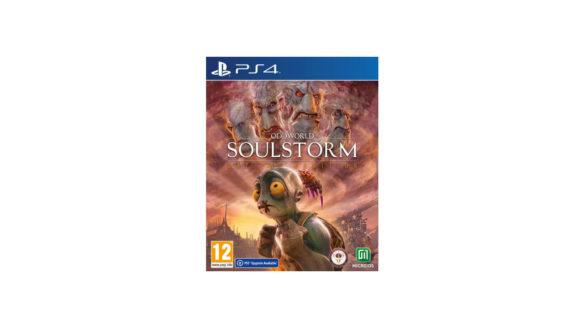 Oddworld Soulstorm Edycja Day One PS4
