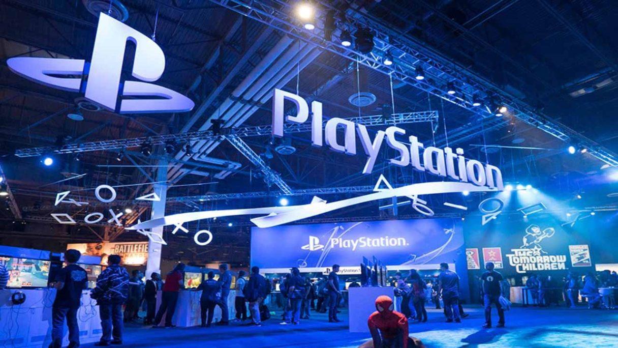 PlayStation - zdjęcie z targów